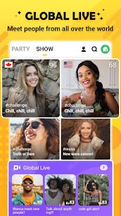HAGO APK – Hangout Virtually: Game, Chat, Live 3