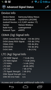Advanced Signal Status - Apps on Google Play
