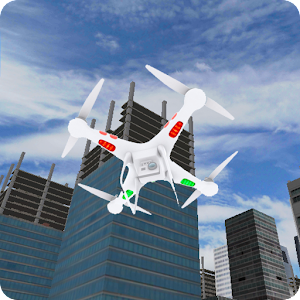 3D Drone Flight Simulator Game for PC and MAC