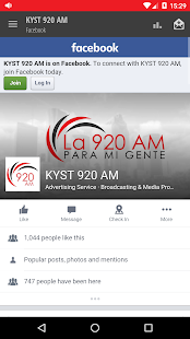 KYST 920 AM- screenshot thumbnail