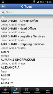 GAC Mobile Directory- screenshot thumbnail