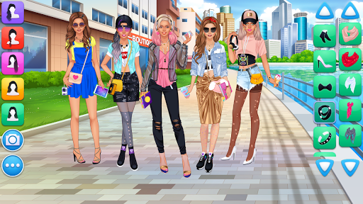 College Girls Team Makeover 1.0.7 screenshots 11