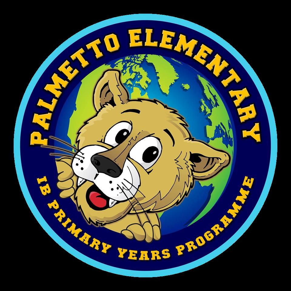 Palmetto Elementary School logo