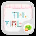 GO SMS PRO TEA TIME THEME icon