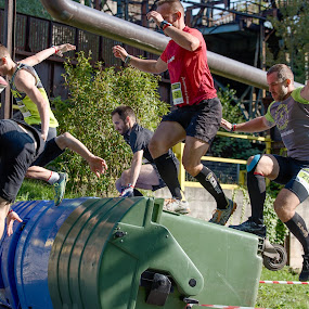 Urban challenge run by Libor Choleva - Sports & Fitness Running