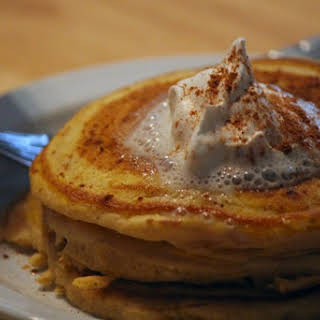 Pumpkin Pie Pancakes.