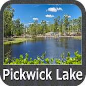 Pickwick Lake - Alabama gps map navigator