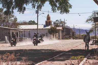 raid des volcans moto