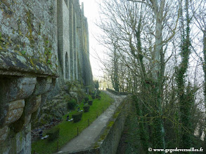Photo: #017-Le Mont Saint-Michel