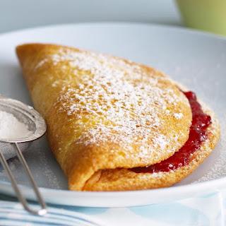 Fluffy Jam Omelet