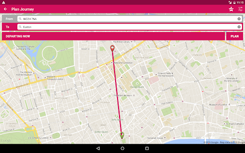 London Bus Checker Free: Times- screenshot thumbnail