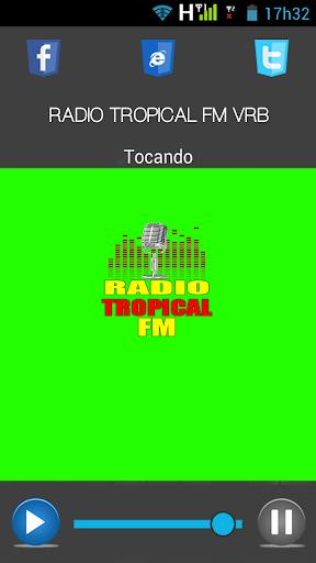 Rádio Tropical FM VRB
