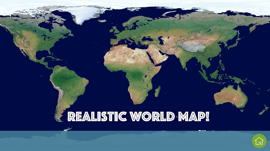 Kids Atlas Android Apps On Google Play - World maps with countries and states for kids