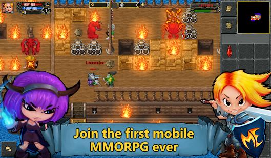 TibiaME MMO Screenshot 16