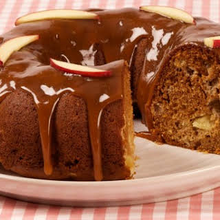 Honey-Caramel Apple Bundt Cake CBC Best Recipes Ever.