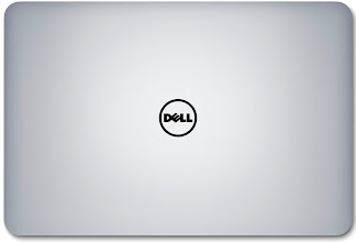 Photo: Dell XPS 15 laptop - top down view. More details here: http://dell.to/Oj6LIW