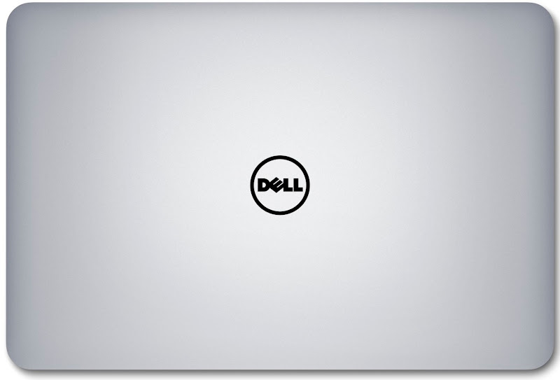 Photo: Dell XPS 15 laptop - top down view.More details here: http://dell.to/Oj6LIW