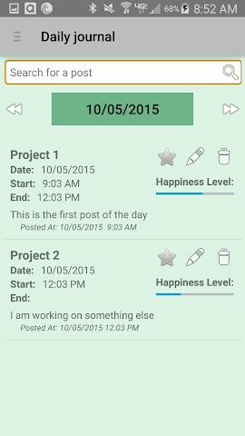 android qTimer Screenshot 3