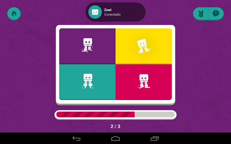 android Zowi App Screenshot 20