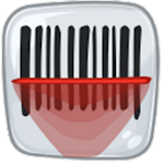 Barcode Scanner Handy Shopping Icon