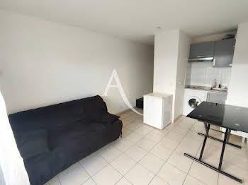 Studio meublé 18,31 m2