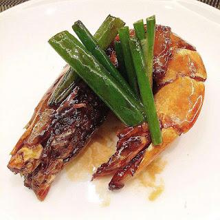 Grilled Shrimp with Ponzu Sauce Recipe