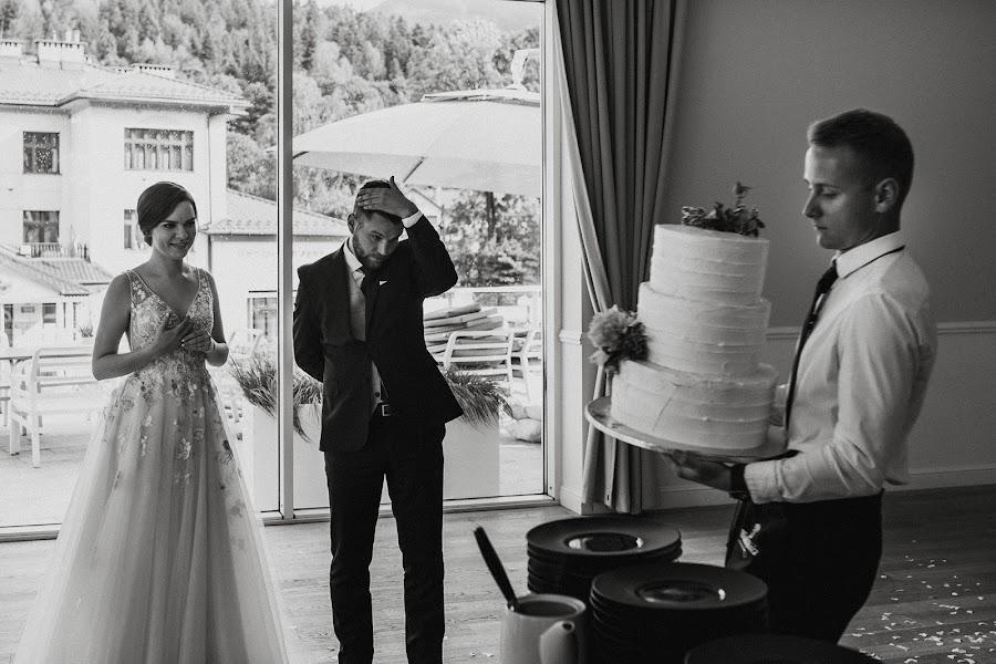 Wedding photographer Agnieszka Gofron (agnieszkagofron). Photo of 22.08.2019