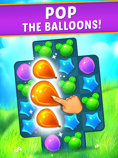 Balloon Paradise - Free Match 3 Puzzle Game 4.0.3 screenshots 7