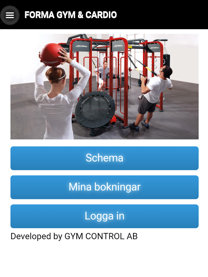 Forma gym cardio android apps on google play for Gimnasio gym forma