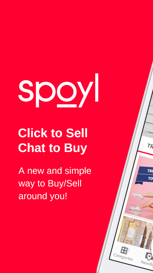 Spoyl: Buy & Sell Used Stuff- screenshot