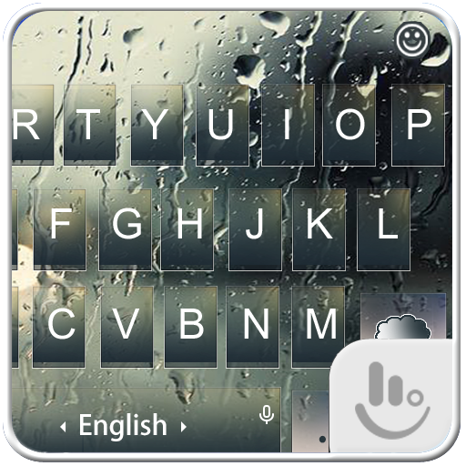 Rainy Mood Keyboard Theme 生活 App LOGO-APP開箱王