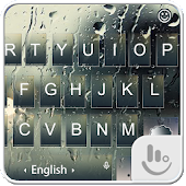 Rainy Mood Keyboard Theme