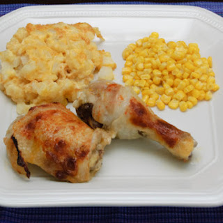 Buttermilk Roast Chicken & Potatoes for a Crowd