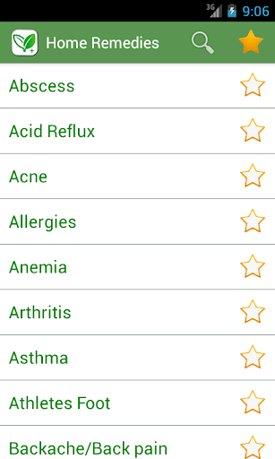 Home Remedies+ screenshot for Android