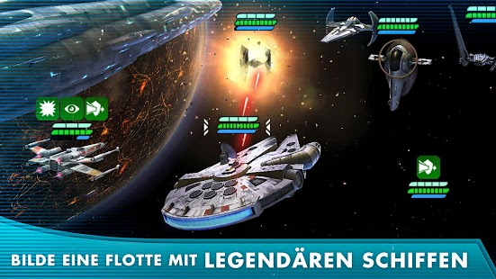 Star Wars™: Galaxy of Heroes – Miniaturansicht des Screenshots