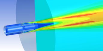 ANSYS В области моделирования процессов горения инженеры сталкиваются с ещё более сложной задачей выбора приоритетов.