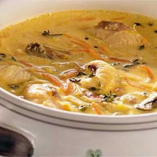 Waterzooi (Belgian Seafood Stew)
