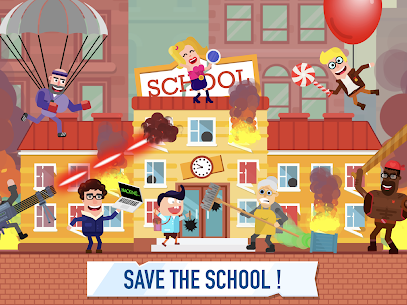 School Raid Mod Apk [Unlimited Money] 0.2 9