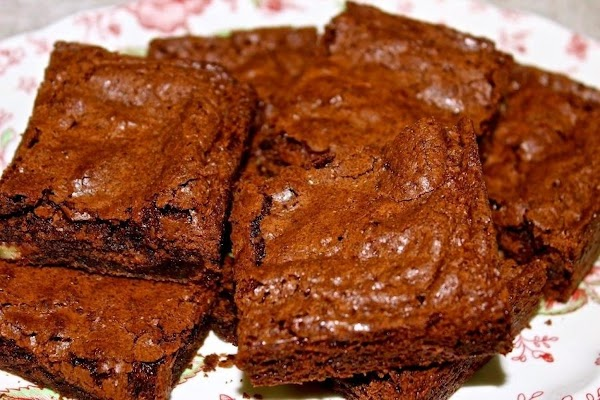 Serving Suggestions: A big hit with my family… Before serving brownies, I add 1...