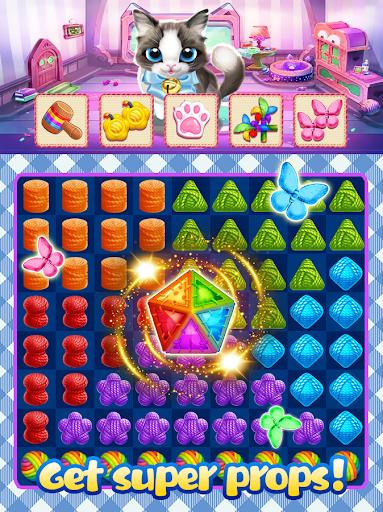 Puzzle Cats - Big Adventure screenshot 2