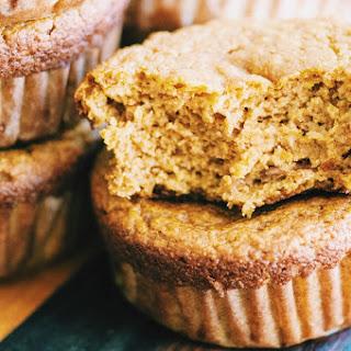 Almond + Coconut Pumpkin Muffins (Gluten Free)