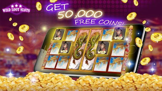 Slots - Wild Loot: Big Win Casinò! Slot Machines - náhled