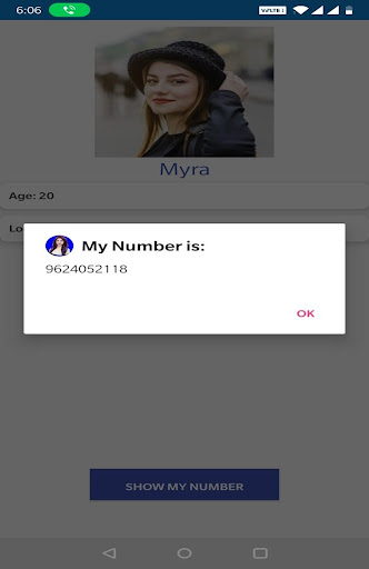 Girl mobile Number Search 6.0 screenshots 5