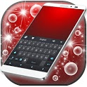 Keyboard Red icon