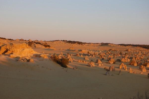 Deserto dei pinnacoli di tab414