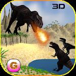 Flying Dinosaur Simulator