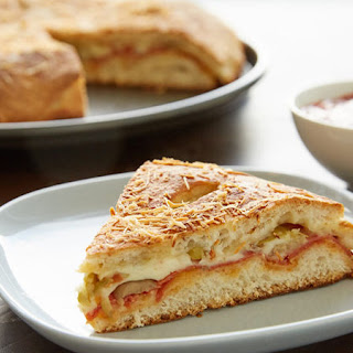 Calzone With Pizza Crust Recipes.