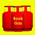 Book Gas   online gas booking app icon