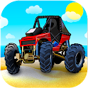Cool beach buggy racing games icon