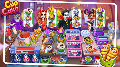 Halloween Cooking: Chef Madness Fever Games Craze  screenshots 17